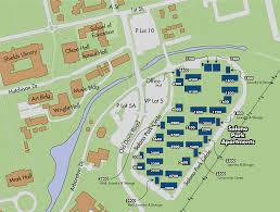 Gt Campus Map Uc Davis Student Housing Maps