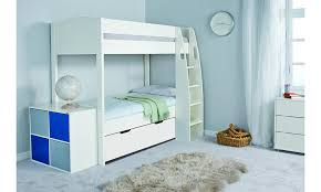 Stompa Bunk Beds Stompa Uno S Detachable Bunk Bed With Underbed Drawer