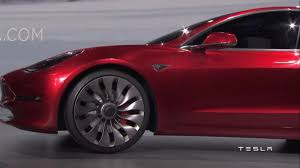 the new tesla model 3 was just unveiled by elon musk