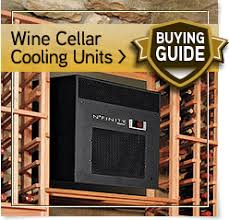 Wine Cabinet With Cooler by Wine Cellar Cooling Units Wine Enthusiast