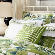 William Sonoma Bedroom Furniture by Tropical Leaf Bedding Williams Sonoma Bedrooms Pinterest