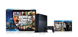 why the grand theft auto v and the last of us remastered black