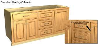 how to replace cabinet doors and drawer fronts overlay tutorial