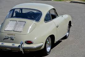 porsche 356 coupe 1963 porsche 356 b t6 coupe finished in stone grey with black