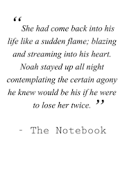 The Best Kind Of Love Quote by The Notebook Quotes About Love Quotes Love Pedia