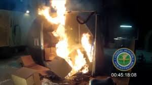 United Checked Bags Us Laptops In Checked Bags Pose Fire Explosion Risk Atlanta