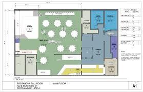 House Of Blues Floor Plan by Tech Specs U2013 Bossanova Ballroom Website