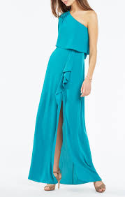 Draped Gown One Shoulder Draped Gown