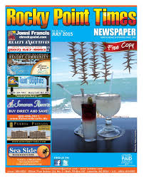 rocky point times july 2015 by rocky point services issuu