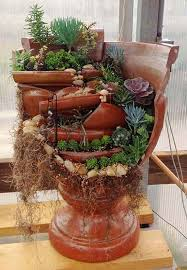 diy broken pot fairy garden ideas 8 diy crafts you u0026 home design