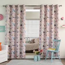 Moroccan Print Curtain Panels by Blinds U0026 Curtains Elegant Room Darkening Curtains For Window
