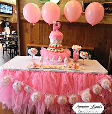 easy baby shower table decor baby shower table decoration ideas
