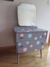 Upcycled Vanity Table 1950s Dressing Table Ebay