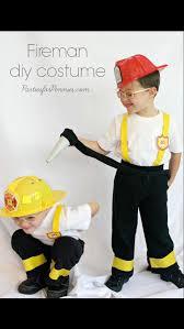 Fireman Halloween Costume 20 Diy Fireman Costumes Ideas Brother