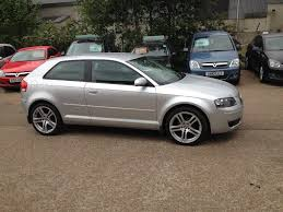06 audi a3 06 plate audi a3 special ed 3dr 66600miles 18 alloys 3500 in