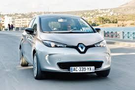 All Renault Models Renault Zoe Hatchback Review Parkers