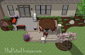 Simple Patio Ideas For Small Backyards Diy Backyard Patio Download Patio Plans Gardening Ideas