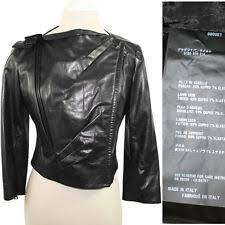 Prada Motorcycle Coats U0026 Jackets For Women Ebay