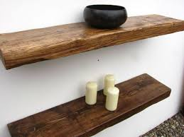 Wooden Gallery Shelf by The 25 Best White Floating Shelves Ideas On Pinterest Farm