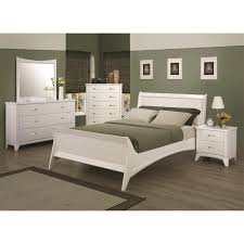 Bedroom Decorating Ideas With Sleigh Bed Bedroom White Queen Sleigh Bed Vinyl Decor Floor Lamps White