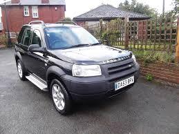 used land rover freelander 2003 for sale motors co uk