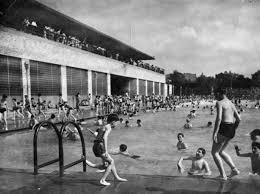 vintage photos of swimming in new york u0027s open air pools flashbak