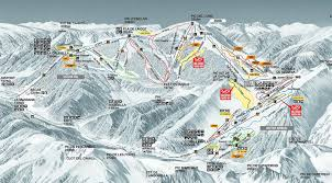 Colorado Ski Resort Map Pal Arinsal Piste Map U2013 Free Downloadable Piste Maps