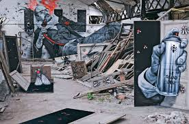 Banksy S Top 10 Most Creative And Controversial Nyc Works - forget banksy here are the world s 15 best street artists british gq