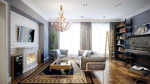 accessories enchanting living room decoration using gold glass