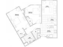 Garden Floor Plan 2 Bed 1 Bath Apartment In Raleigh Nc Water Garden Park