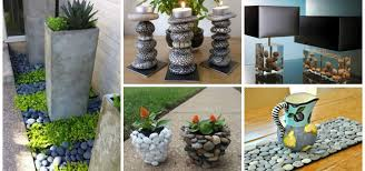 Decorate The Home Top 15 Beautiful Ways To Decorate The House With Pebble Crafts