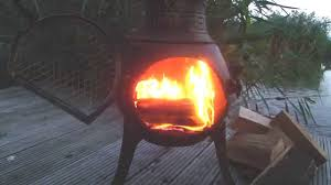 Chiminea Cover Lowes by Furnitures Make Your Patio More Comfy With Chiminea For