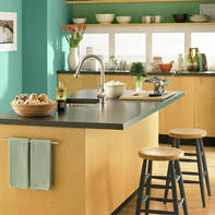 Kitchen Colour Ideas Blue Kitchen Ideas Cheerful Kitchen Retreat Paint Colour Schemes