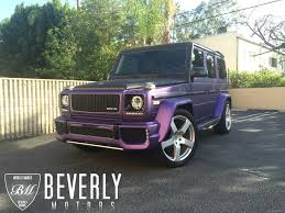 wrapped g wagon beverly motors inc glendale auto leasing and sales new car
