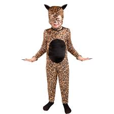 girls halloween costumes amazon com child u0027s cheetah cat halloween costume size