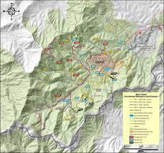 Wayne National Forest Map Blue Ridge Gazette January 2006