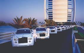 burj al arab unveils four new bespoke rolls royces luxury travel