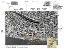Stalingrad On Map Some Aerial Photos Of Stalingrad Real Photos Of Some Maps Of The