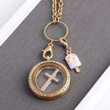 floating locket necklace images Popsicle ice cream charm pendant for floating locket bracelet jpg