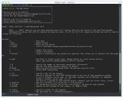 wfuzz web application fuzzer kitploit pentest tools for your