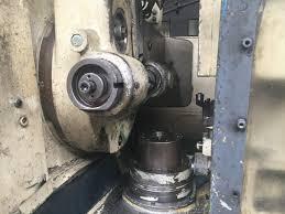 hurth wf 10 horizontal gear hobbing manual machine exapro
