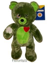 build a teddy build a zombear teddy stuffed plush