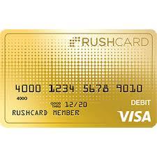 free debit card free rushcard prepaid visa debit card plus 30 bonus