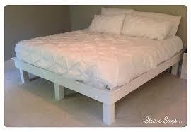 Diy Bed Frame Our Diy Bed Frame And An Unsponsored Review Of The Casper Mattress