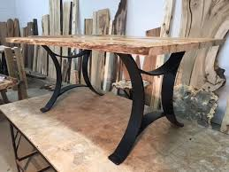 Best  Table Bases Ideas Only On Pinterest Custom Glass Table - Dining room table base