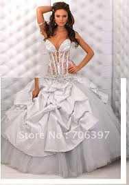 wedding corset stunning corset gown wedding dress photos styles ideas