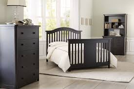 baby appleseed stratford convertible crib in espresso kids