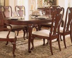 american drew cherry grove dining room set amazon com american drew cherry grove oval leg formal dining table