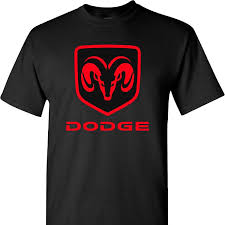 logo dodge amazon com dodge ram logo on black t shirt clothing