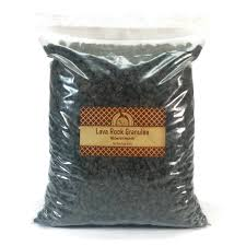 amazon com midwest hearth natural lava rock granules for gas log